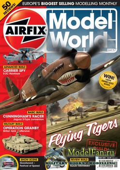 Airfix Model World - Issue 12 (November 2011)