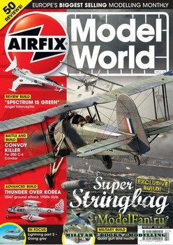 Airfix Model World - Issue 15 (February 2012)