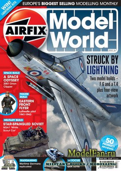 Airfix Model World - Issue 16 (March 2012)