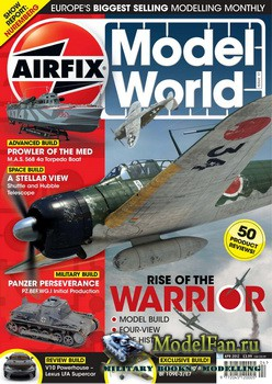 Airfix Model World - Issue 17 (April 2012)
