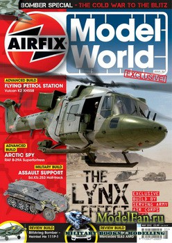 Airfix Model World - Issue 18 (May 2012)