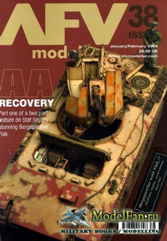 AFV Modeller - Issue 38 (January/February) 2008