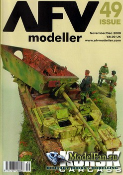 AFV Modeller - Issue 49 (November/December) 2009