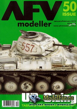 AFV Modeller - Issue 50 (January/February) 2010