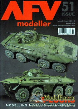 AFV Modeller - Issue 51 (March/April) 2010