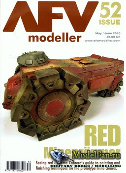 AFV Modeller - Issue 52 (May/June) 2010
