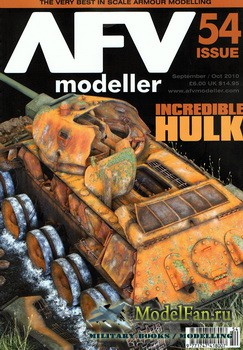AFV Modeller - Issue 54 (September/October) 2010