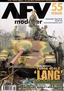 AFV Modeller - Issue 55 (November/December) 2010
