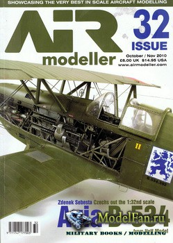 AIR Modeller - Issue 32 (October/November) 2010