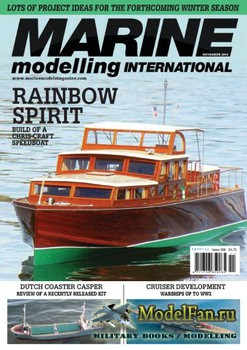 Marine Modelling International №11 2016