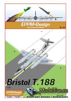 EPPM-Design 05/2011 - Bristol T.188, Франция