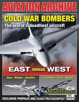 Aeroplane Aviation Archive - Cold War Bombers