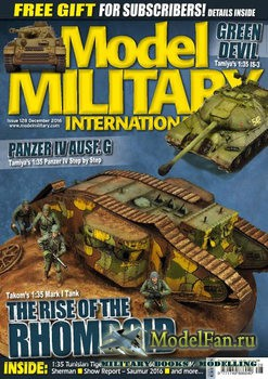 Model Military International Issue 128 (December 2016)