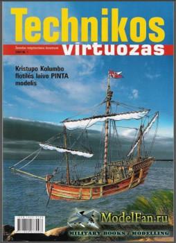 Technikos virtuozas №1 2004 - Каравелла Pinta