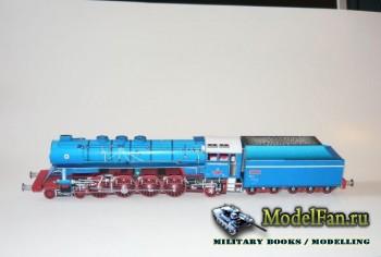 Fifik - Parna lokomotiva SKODA 498.104
