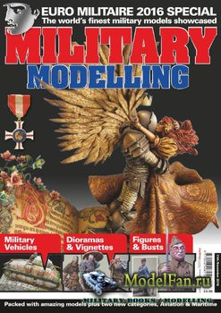 Military Modelling Vol.46 No.12 (2016)
