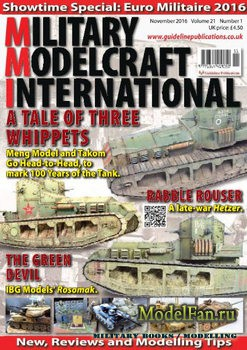 Military Modelcraft International (November 2016) Vol.21 №1