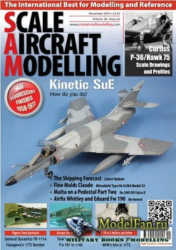 Scale Aircraft Modelling (November 2016) Vol.38 №09
