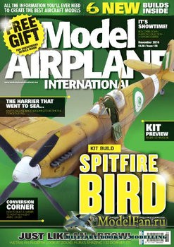 Model Airplane International №136 (November 2016)