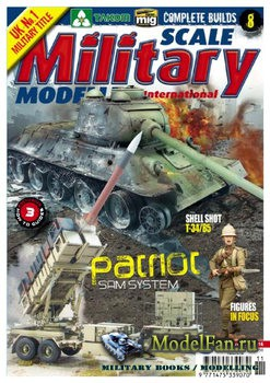 Scale Military Modeller International (November 2016) Vol.46 Iss.548
