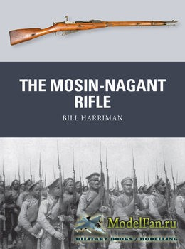 Osprey - Weapon 50 - The Mosin-Nagant Rifle