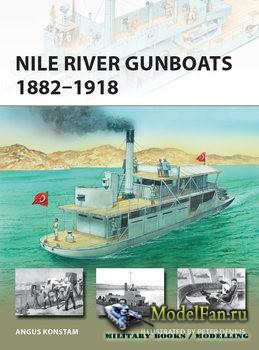 Osprey - New Vanguard 239 - Nile River Gunboats 1882-1918