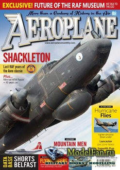 Aeroplane Monthly Magazine (December 2016)