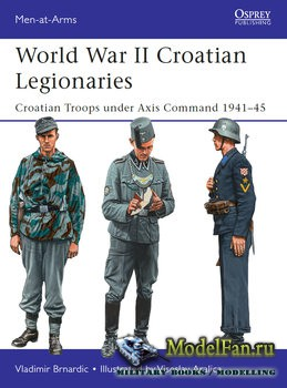 Osprey - Men-at-Arms 508 - World War II Croatian Legionaries