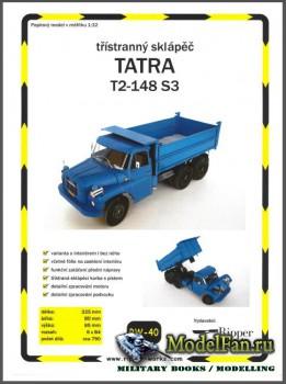 Ripper Works 40 - Tatra T2 148 S3