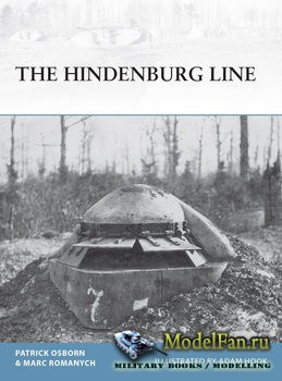 Osprey - Fortress 111 - The Hindenburg Line