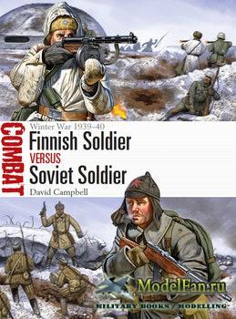 Osprey - Combat 21 - Finnish Soldier vs Soviet Soldier