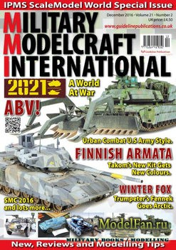 Military Modelcraft International №12 2016