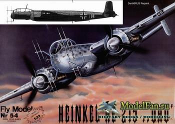 Fly Model 054 - Heinkel HE-219 (Перекрас)
