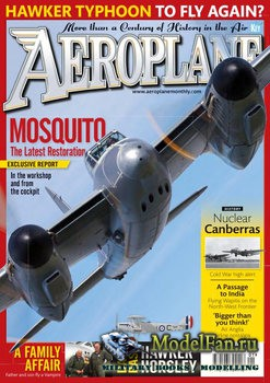 Aeroplane Monthly Magazine (January 2017)