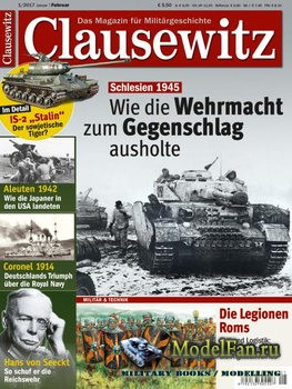 Clausewitz: Das Magazin fur Militargeschichte №1/2017