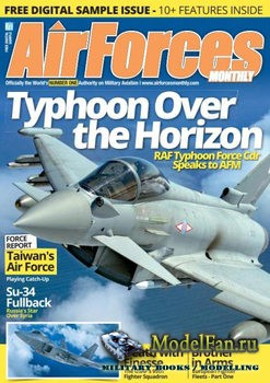 AirForces Monthly Sample Issue 2016