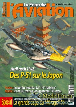 Le Fana de L'Aviation №12 2016 (565)