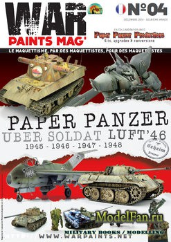 War Paints Magazine №04 2016