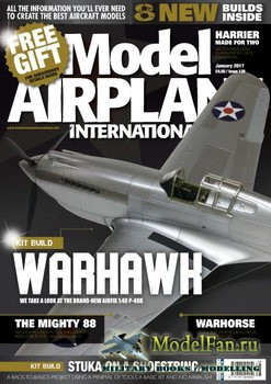 Model Airplane International №138 (January 2017)