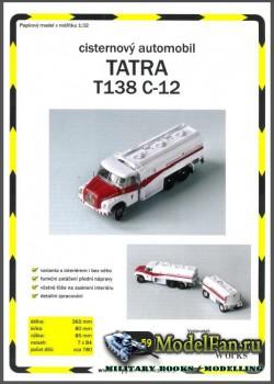 Ripper Works 059 - Tatra 138 C-12