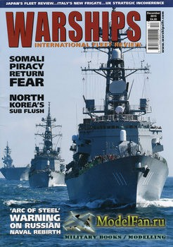 Warships International Fleet Review (December 2015)