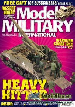 Model Military International Issue 130 (February 2017)