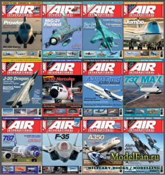 AIR International №1-12, 2016