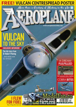 Aeroplane Monthly Magazine (February 2017)