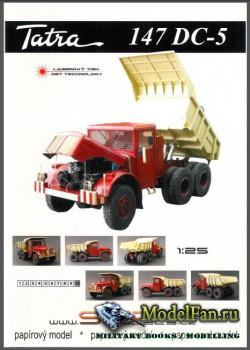 Spida Models - Самосвал Tatra 147 DC5