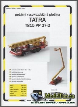 Ripper Works 031 - Автовышка TATRA T815 PP 27-2