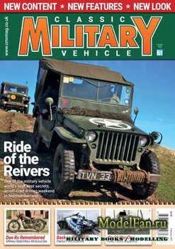 Classic Military Vehicle №189 (February 2017)