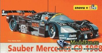 ABC 10/1993 - Sauber Mercedes C9 1988