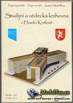 Ondrej Hejl - Studijnia vedecka knihovna Hradec-Kralove