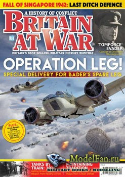 Britain at War Magazine №118 (February 2016)